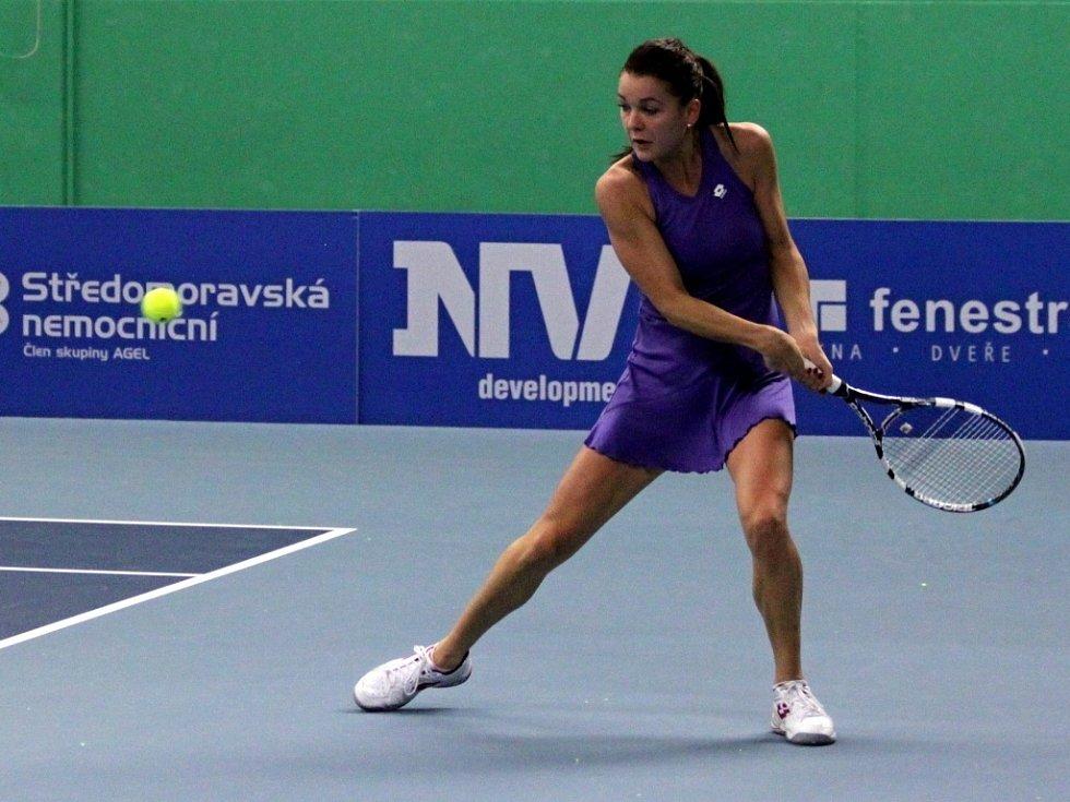 Tenisová extraliga:  Agnieszka Radwanska