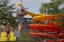 Prostějovský akvapark