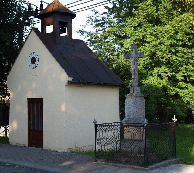 Kaplička v Novém Dvoře