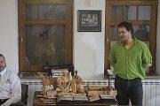 Seminář Parkové kočáry a oblékání v nich (Muzeum kočárů Čechy pod Kosířem)
