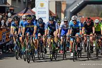 Prostějovští cyklisté rozjeli silniční sezonu ve Velké Bíteši