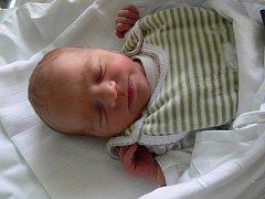 Matyáš Buchta, Biskupice, narozen 2. února, 48 cm, 2600 g