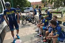 Cyklisté prostějovského profi týmu závodili v Maďarsku.