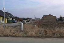 Pozemky a rodinné domky za prostějovskou nemocnicí