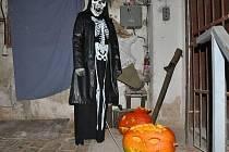 Halloweenská prohlídka na plumlovském zámku
