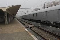Protidrogový vlak v Prostějově