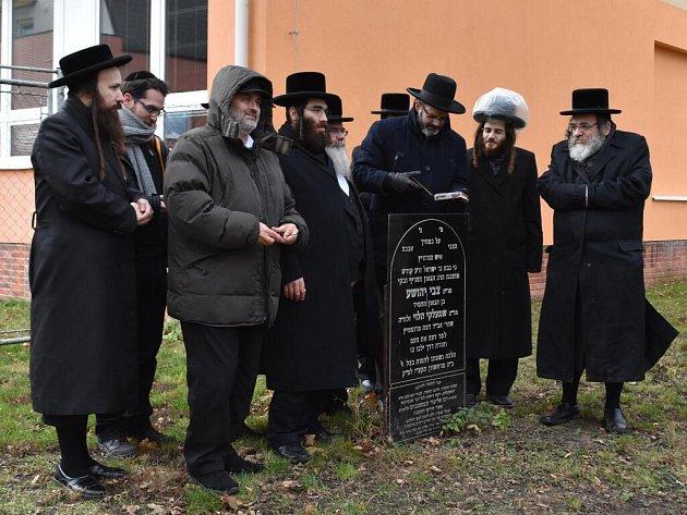 Starý židovský hřbitov v Prostějově