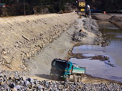 Revitalizace plumlovské přehrady