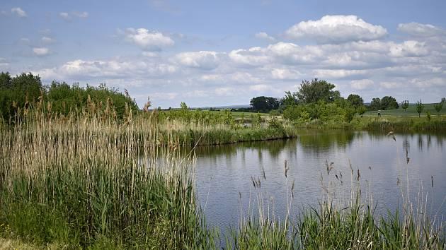 Čelčice leží na půli cesty mezi Prostějovem a Kojetínem.