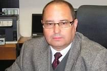 Tajemník prostějovského magistrátu Lubomír Baláš