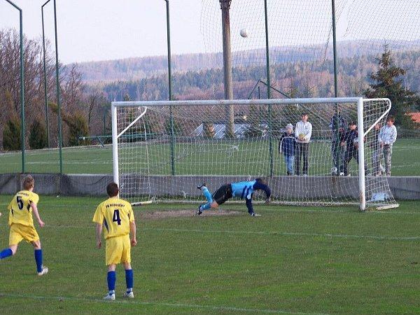 Spálená penalta
