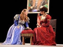 Komedií Žena v trysku století v podání souboru Na štaci odstartoval osmý ročník Divadelních pátků v Němčicích nad Hanou