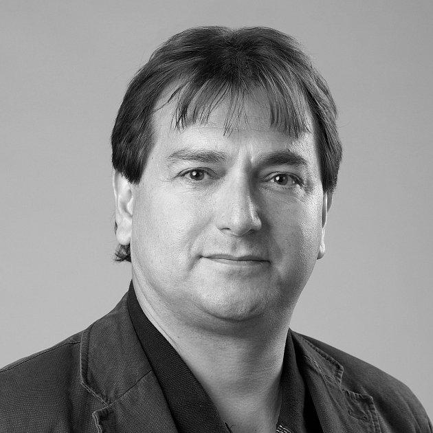 Starosta obce Nezamyslice Vlastimil Michlíček