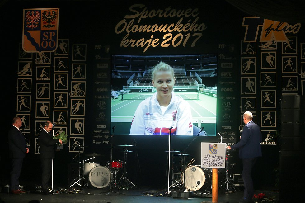 Sportovec Olomouckého kraje 2017