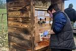 Pivní bar u Ptenského Dvorku - velikonoční víkend 2020