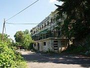 Hotel Zlechov na plumlovské přehradě - 6.6.2010