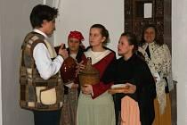 Putování adventem na plumlovském zámku 2018