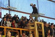 2. kolo WSM Ligy, LHK Jestřábi Prostějov - HC Stadion Litoměřice 1:4 (1:0, 0:1, 0:3)