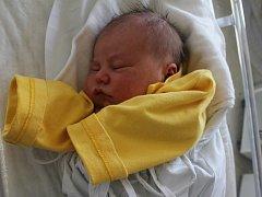 Barbora Horáková, Kostelec na Hané, narozena 17. září, 52 cm, 3600 g