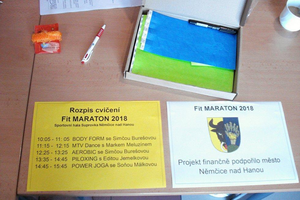 Fit Maraton 2018 v Němčicích nad Hanou