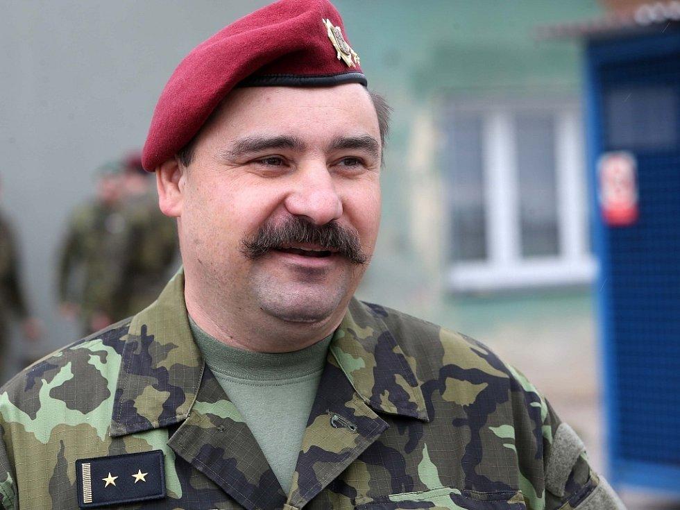 Velitel pplk. ing. René Sabela
