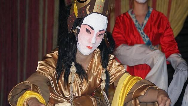 Legenda o princezně Miao Shan