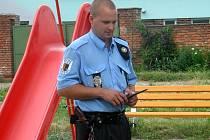 Městská policie v Prostějově. Ilustrační foto
