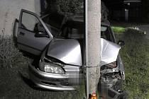 Nehoda u Ludmírova