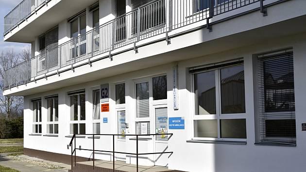 Infekční oddělení v prostějovské nemocnici, jediné v Olomouckém kraji