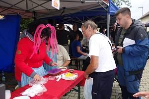 Hody ve Vrchoslavicích a oblíbené gulášobraní 2019