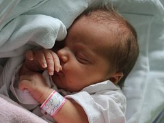 Niki Skopalová, Šumperk, narozena 19. srpna, 48 cm, 2850 g