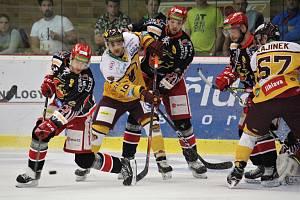 Hokejisté Prostějova. Ilustrační foto