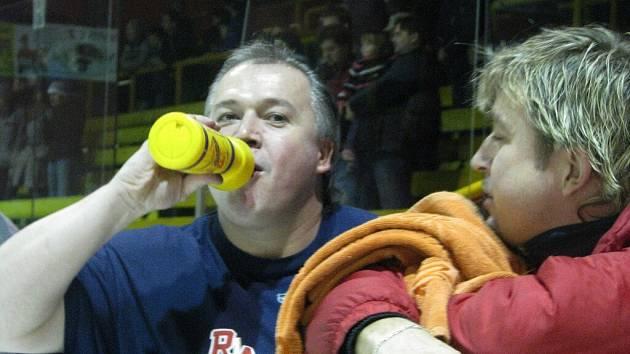 Aleš Flašar (vlevo).