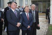 Správa železnic ve středu předala na nádraží v Prostějově nové prostory policii.