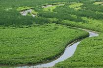 Plumlovská přehrada v červnu 2011