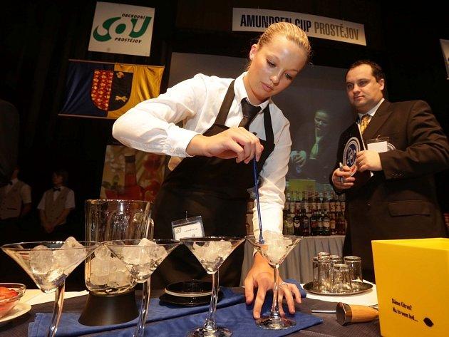 Amundsen Cup Prostějov - mezinárodní koktejlová a baristická soutěž juniorů a profesionálů