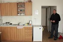 Azylové centrum v Prostějově - denní centrum
