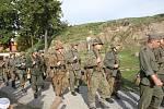 Pochodující německá armáda