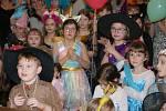 Dětský maškarní karneval v Žárovicích 2019