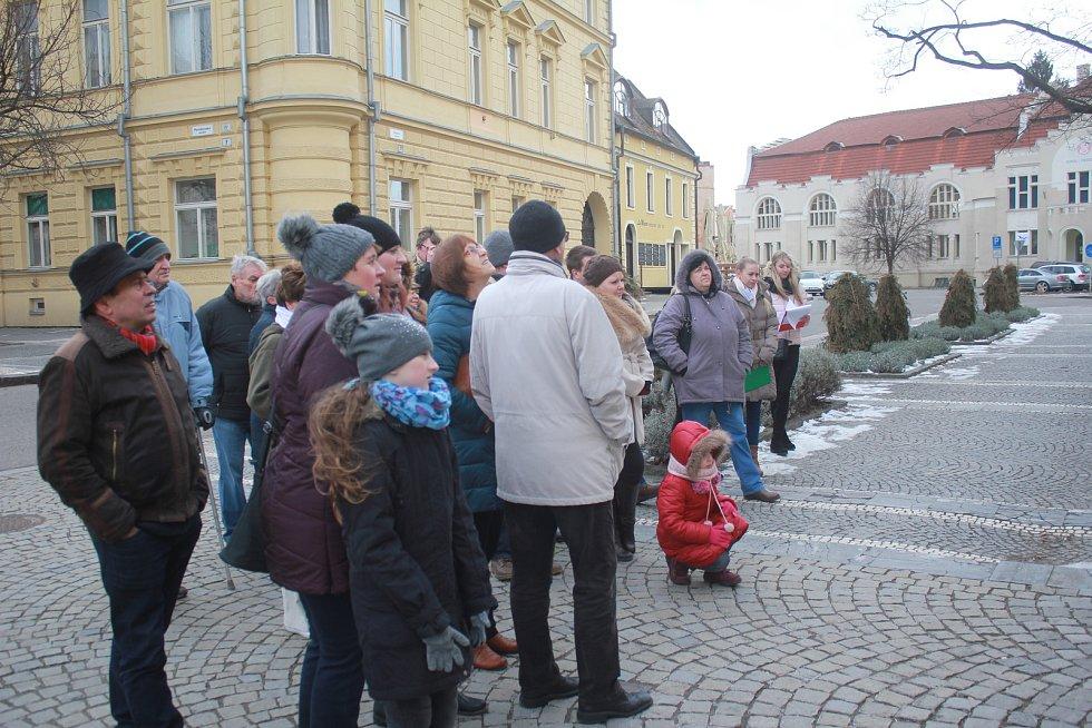 Komentované prohlídky zámku v Prostějově