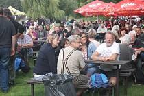 Guláš rock fest 2017 - Pláž u Vrbiček, Plumlovská přehrada