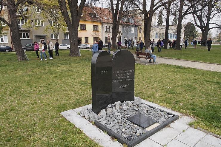 Brány prostějovských židovských památek dokořán
