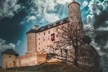 Tajemný hrad. Ilustrační foto