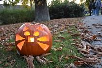 Halloween a vyřezávané dýně
