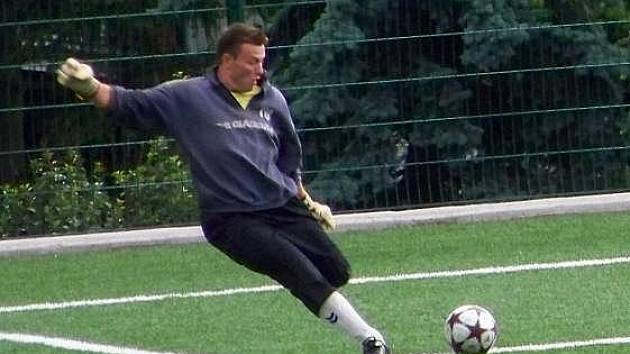 Kralický gólman Zdeněk Kofroň