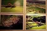 Vernisáž výstavy Lubomíra Šmídy na konickém zámku