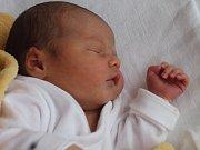 Amálie Bartů, Prostějov, narozena 13. července v Prostějově, míra 49 cm, váha 3250 g