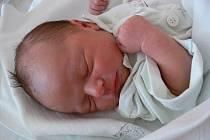 Luděk Tichý, Želeč, narozen 8. června, 47 cm, 2 850 g