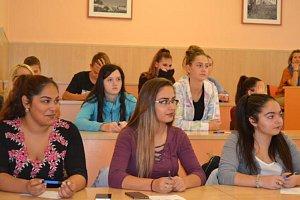Na SOŠPO proběhly workshopy o mediální gramotnosti