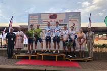 V silné mezinárodní konkurenci se jezdci TUFO-PARDUS Prostějov neztratili.